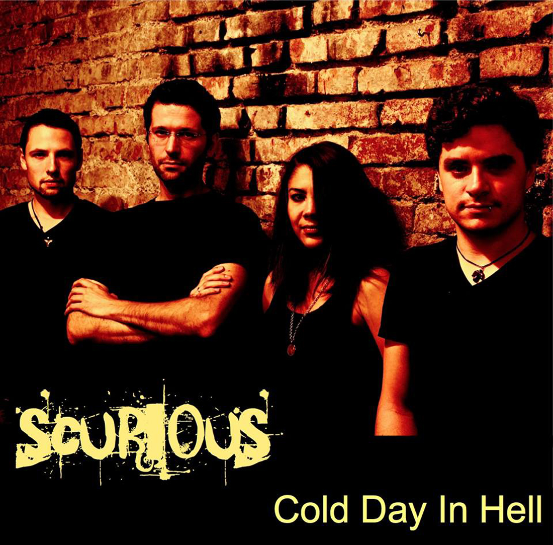 Scurious_Cover_Cold Day in Hell